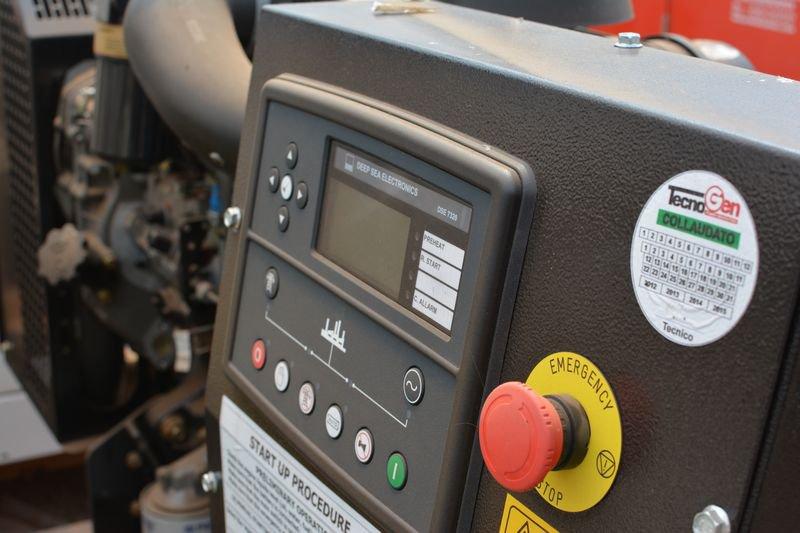 Groupe électrogène avec AZ Impex
